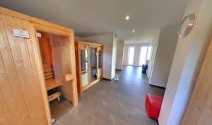 Familotel Gut Landegge Emsland Saunabereich Wellness