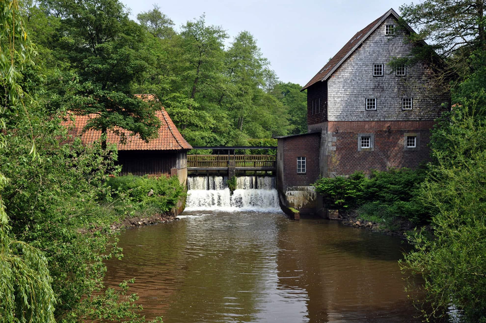 Familotel Gut Landegge Umgebung Meppen Familienurlaub im Emsland