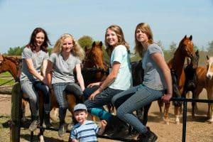 Familotel Gut Landegge Familienurlaub im Norden Emsland Teens