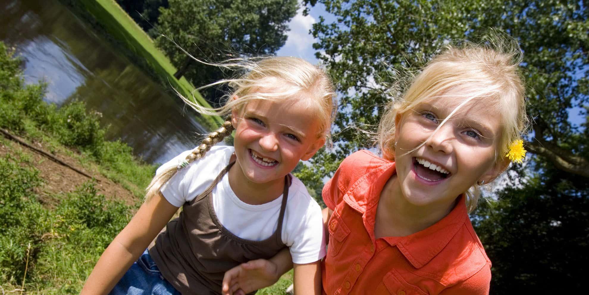 Naturerlebnis Emsland Familienurlaub mit Kindern im Gut Landegge