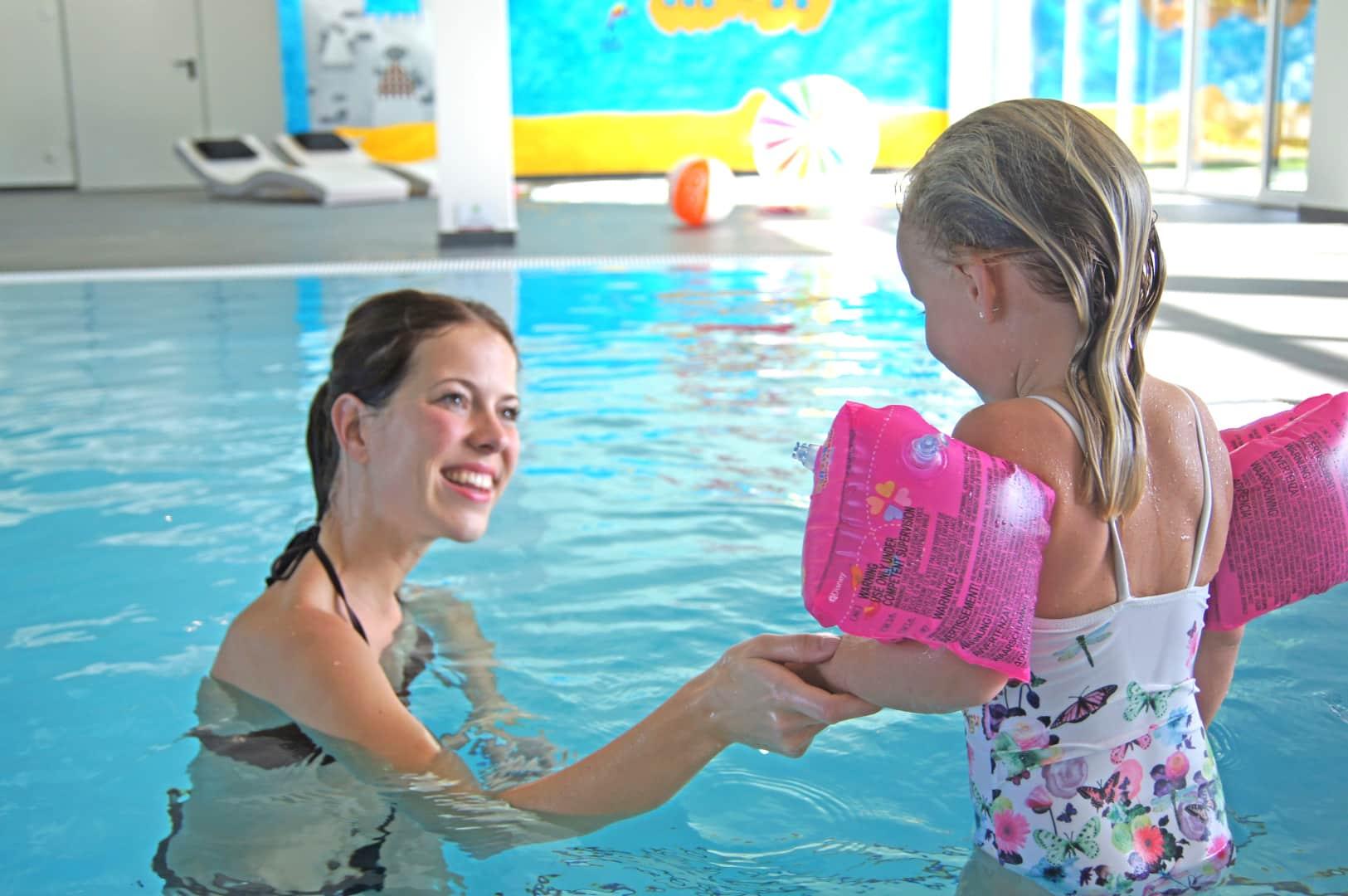 Familotel Gut Landegge Emsland Familienurlaub Schwimmbad