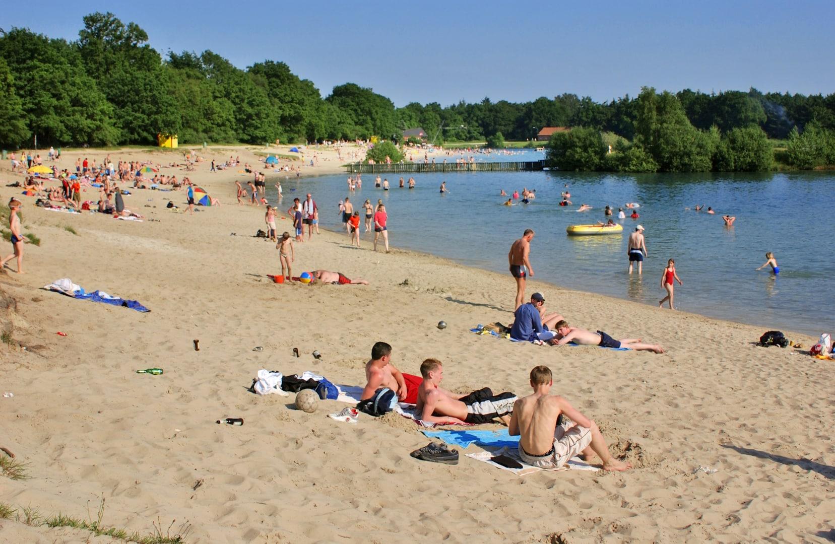 Gut Landegge Strand Dankernsee Umgebung Erlebnis Familienurlaub