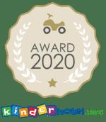 Gut Landegge Familotel Emsland Kinderhotel.info Award Auszeichnung