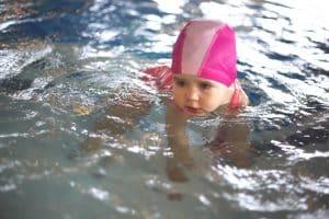 Gut Landegge Familotel Emsland Familienurlaub Babybecken Babyschwimmen