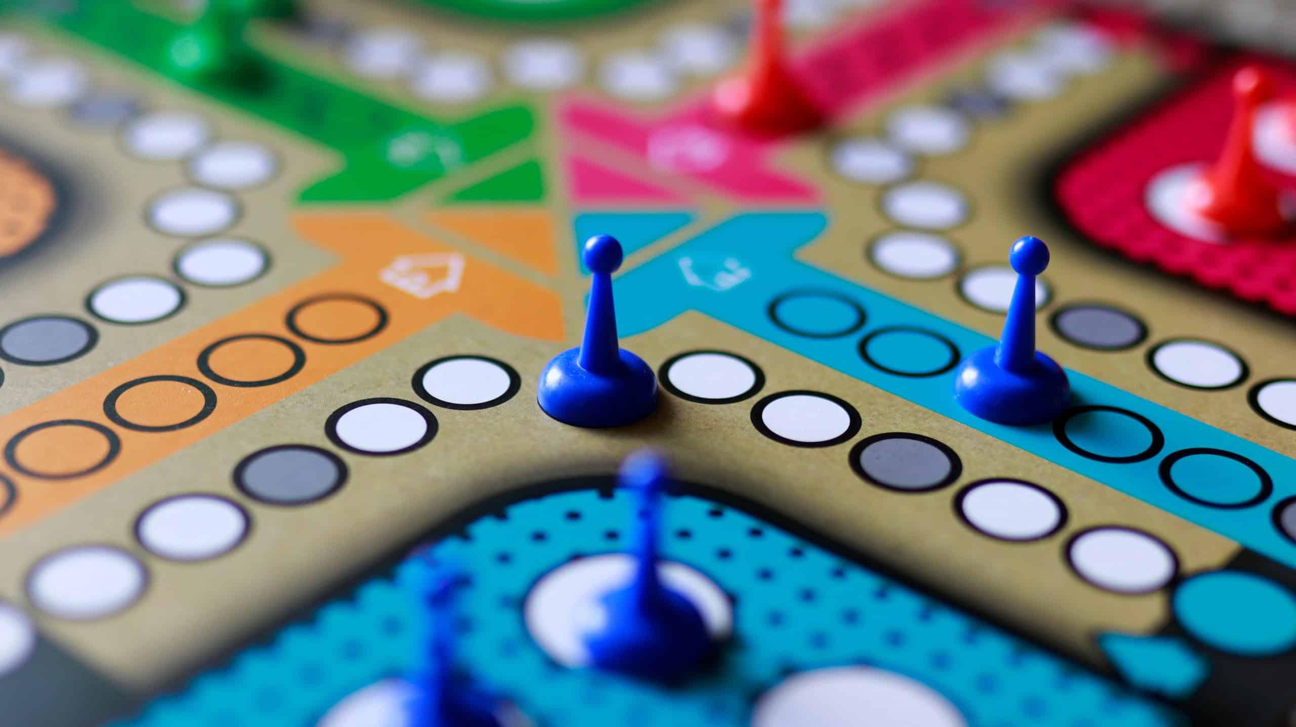 Gesellschaftsspiele im Familotel Gut Landegge