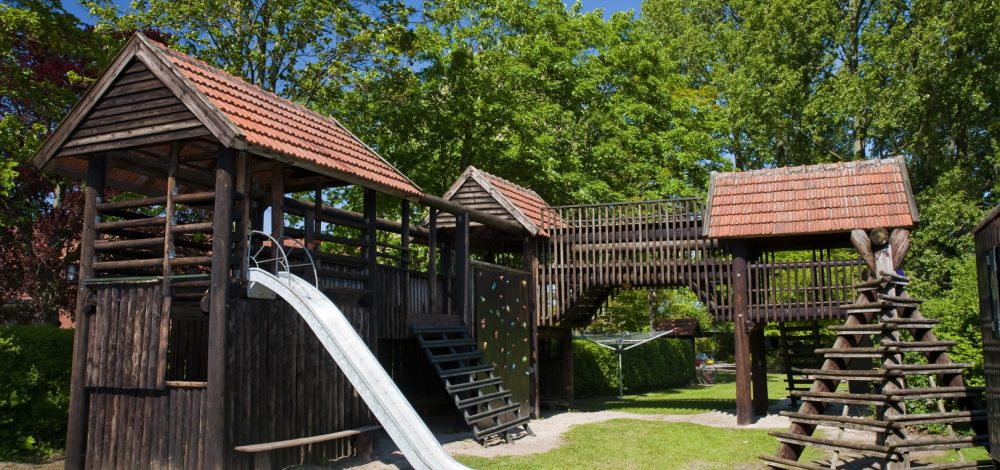 Familotel Gut Landegge Emsland Spielplatz